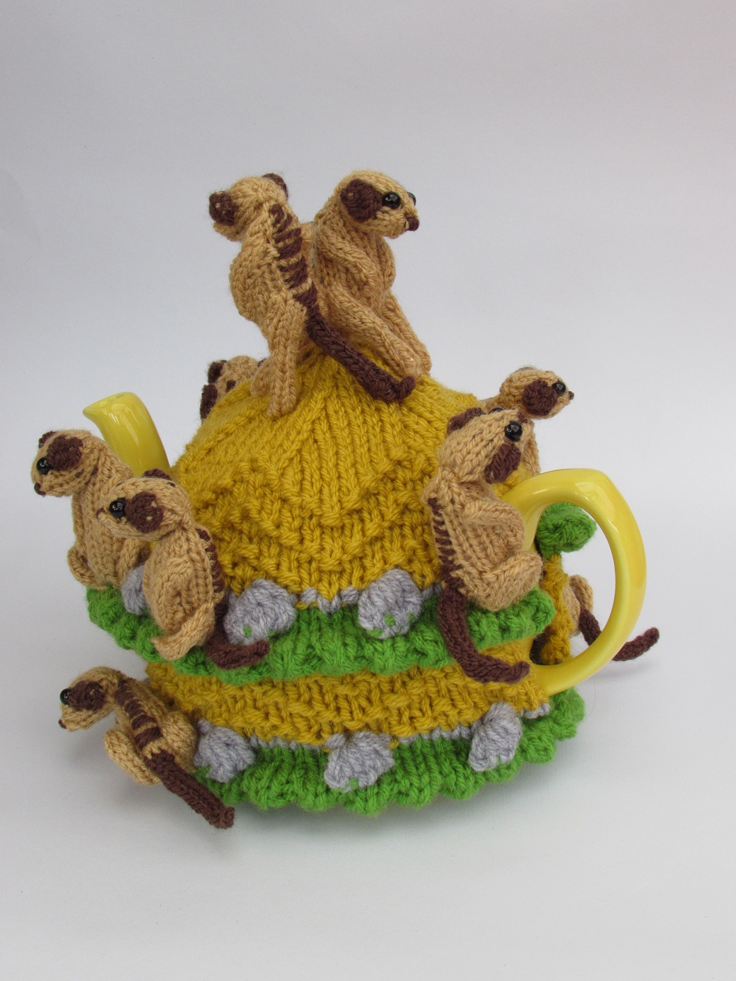 Famous Tea Cosy Knitting Pattern Collection - Easy Scarf Knitting ...